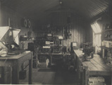Watson-Watt's Experimental Hut at 			Aldershot.1919.